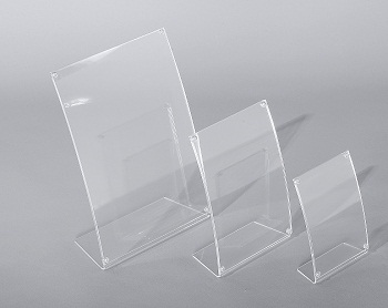 Portafoto e tasche in plexiglass - Portafoto da tavolo plexiglass ...