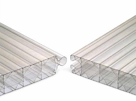 Lastre in policarbonato ingrosso vendita materie for Pannelli plexiglass prezzi