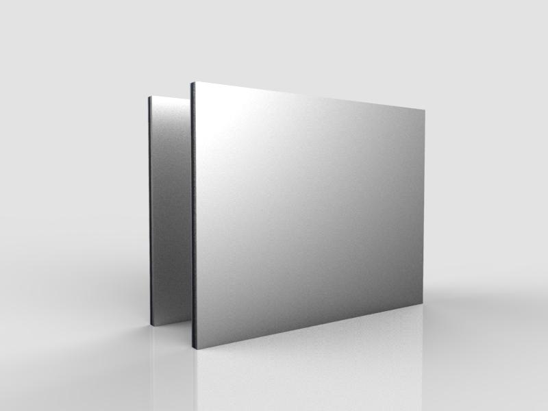 Alluminio composito 4mm vendita materie plastiche for Polipropilene lastre prezzi