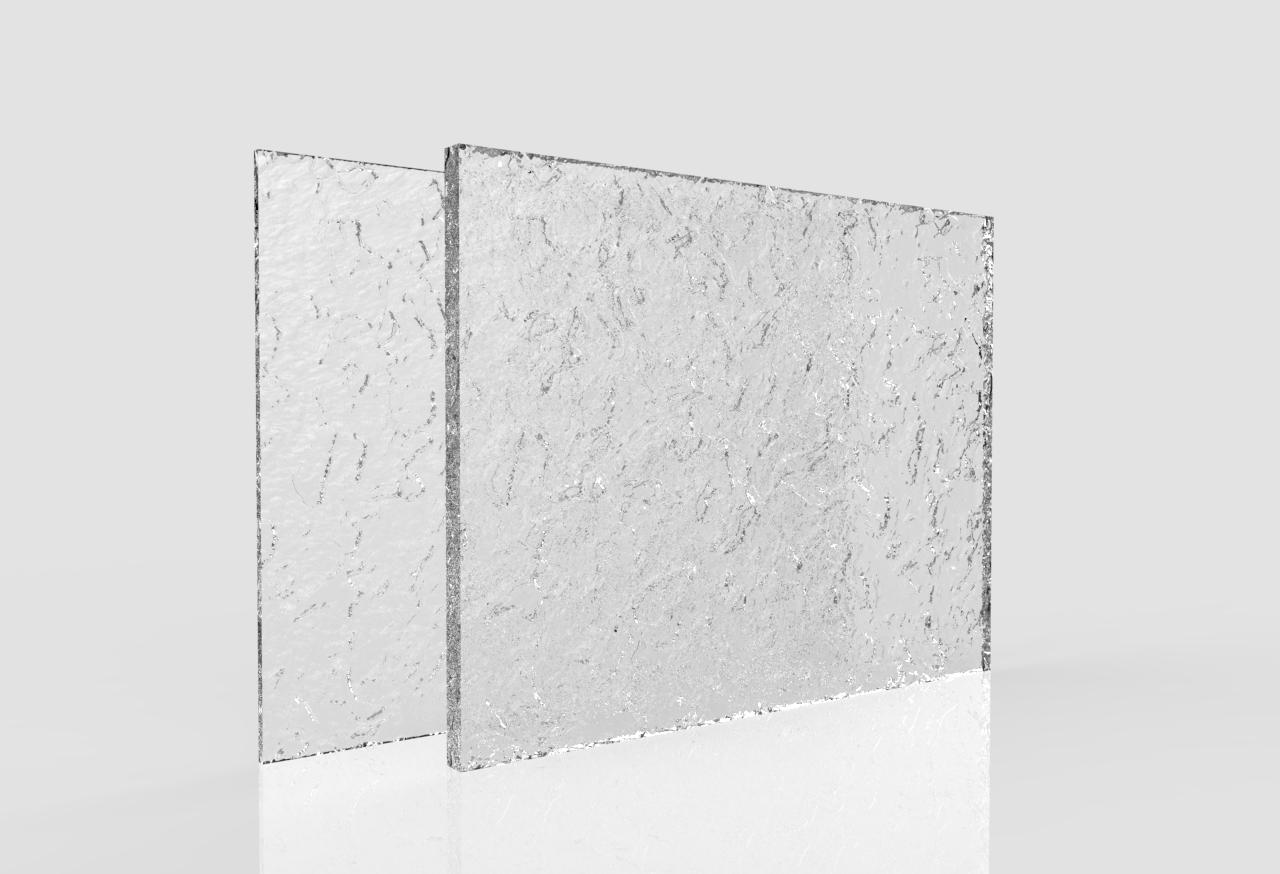 Pannelli in plexiglass ghiacciato vendita materie plastiche for Pannelli plexiglass prezzi